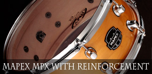 Mapex MPX Series with Reinforcement s
