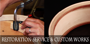Restoration Service & Custom Works